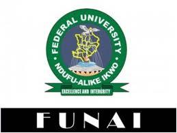 FUNAI logo real