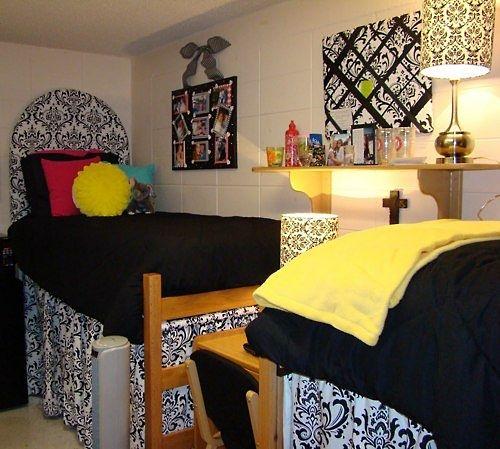 Cool Dorm Room Ideas