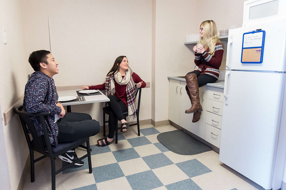 Conestoga College Residence  Campus Living Centres