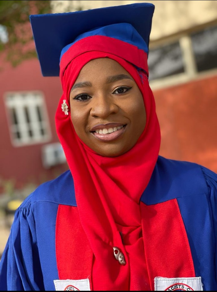 I stay indoor reading from morning till night- Rufai Basirat, BGS Pharmacy UI class of 2018/2019