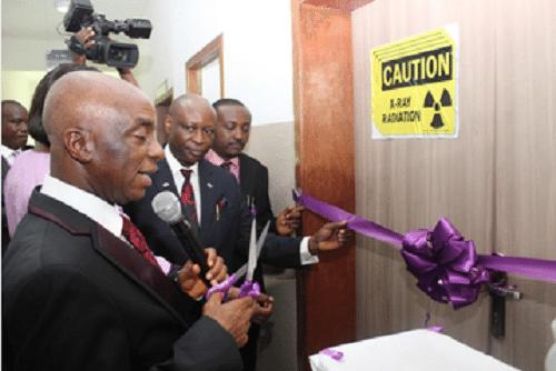 Covenant University Commissions Ultramodern Health Equipment & Postgraduate Hostels | Campus Portal Nigeria