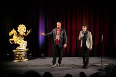 07.03.2018, 4. Humorzone Dresden 2018, Humor-Festspiele, Schauburg, Humorzone-WarmUp-Show, Abdelkarim & Knacki Deuser