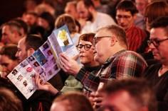 07.03.2018, 4. Humorzone Dresden 2018, Humor-Festspiele, Schauburg, Humorzone-WarmUp-Show, Publikum
