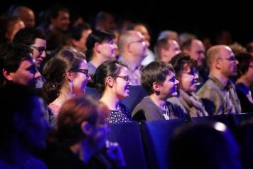 07.03.2018, 4. Humorzone Dresden 2018, Humor-Festspiele, Boulevardtheater, Publikum