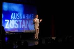 09.03.2018, 4. Humorzone Dresden 2018, Humor-Festspiele, Herkuleskeule, Florian Schröder