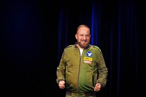 10.03.2018, 4. Humorzone Dresden 2018, Humor-Festspiele, Breschke & Schuch, Philip Simon