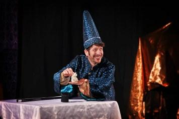 10.03.2018, 4. Humorzone Dresden 2018, Humor-Festspiele, Schauburg, Daniel Wagner vom Theater Zitadelle