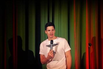 11.03.2018, 4. Humorzone Dresden 2018, Humor-Festspiele, Schauburg; Alain Frei