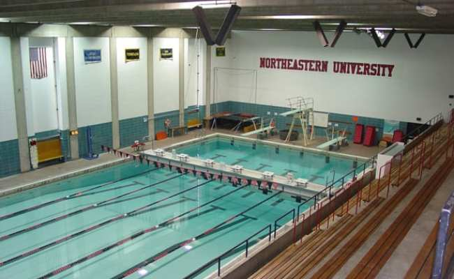 Northeastern University Campus Rec Magazine