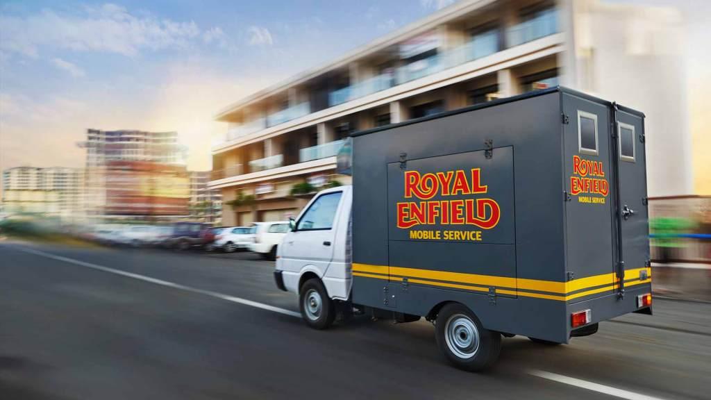 Royal-Enfield-Service-Van-Shoot-featured