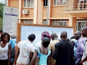 Over 8500 Candidates Denied Admission At FUT Minna