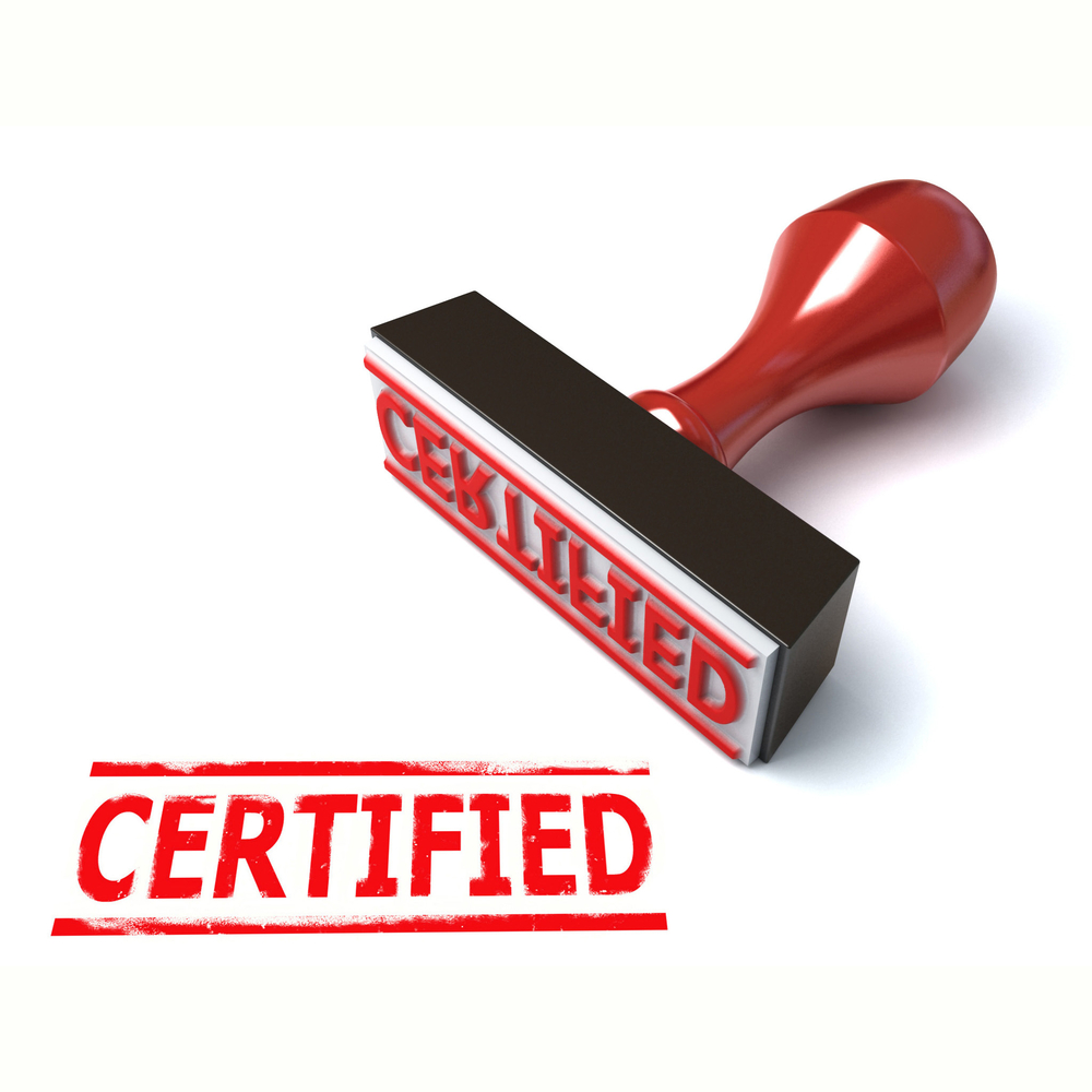 certified careers