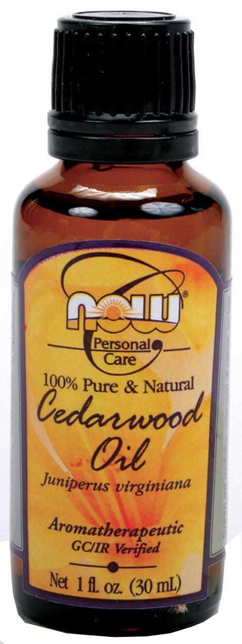 aceite de cedro