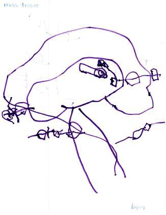 Buzz Lightyear for Miss Tracie