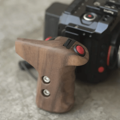 RVLVR LABS Clutch Camera Remote Handle