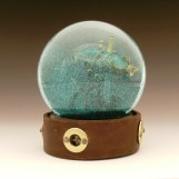 Below the Storm snow globe, Camryn Forrest Designs 2014