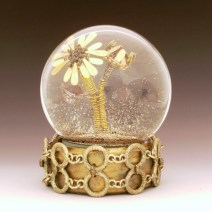 You are my Sunflower snow globe, Camryn Forrest Designs 2014