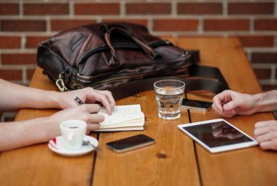 taking-notes-interview-camryn-rabideau-freelance-writer
