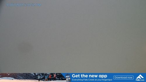 Falls Creek Express Snow Cam, Falls Creek