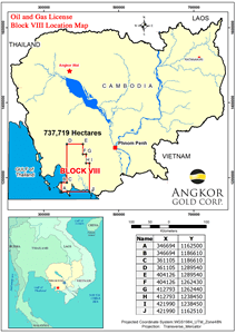 Angkor Receives Approval for Cambodian Oil and Gas Concession