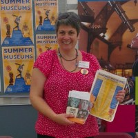 Liz Hide - University of Cambridge Museums Officer