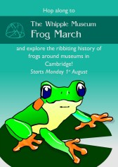 Frog March poster