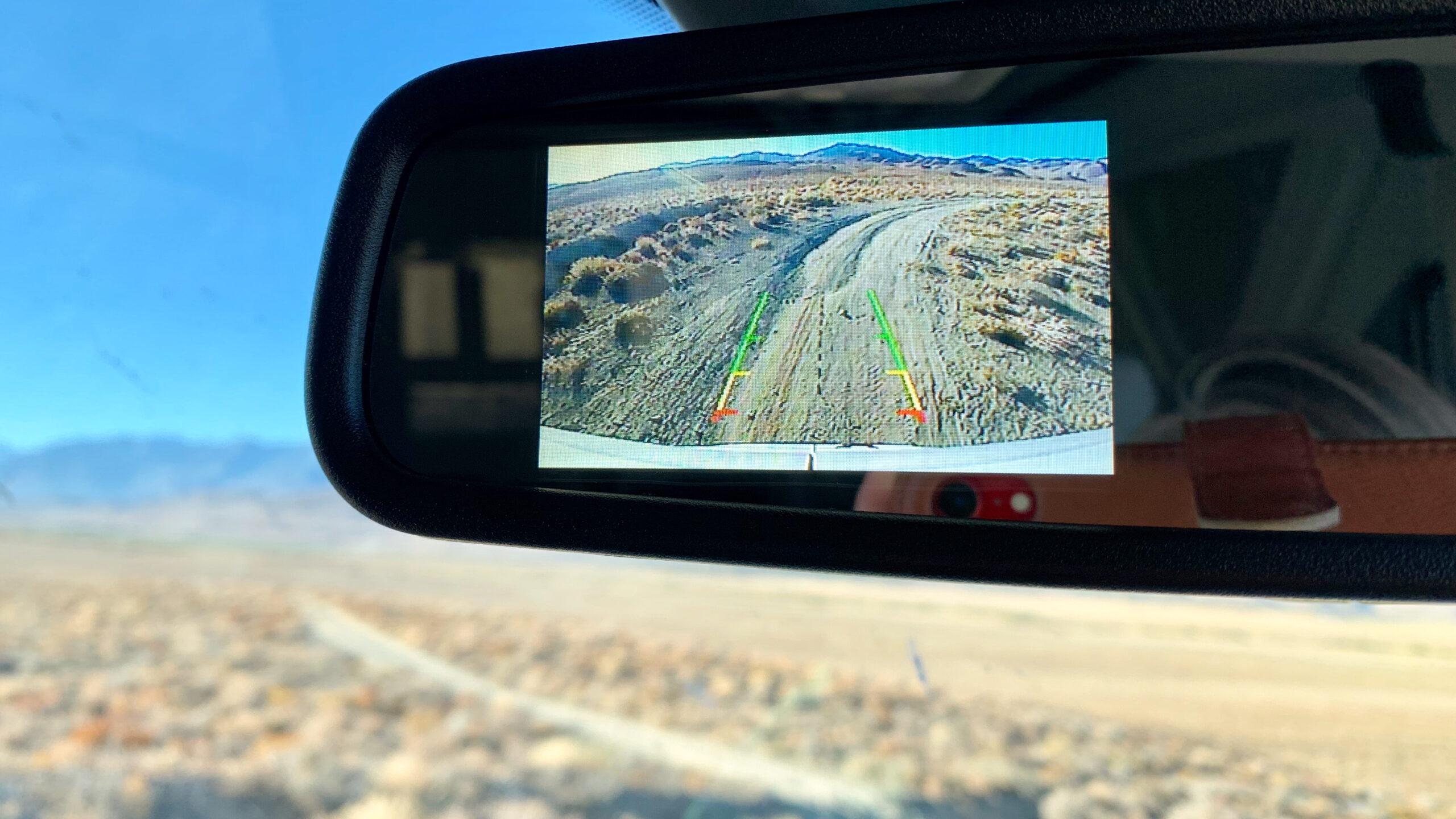Backup Camera Auto Zone