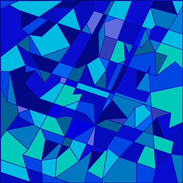 Geometric Abstraction 6