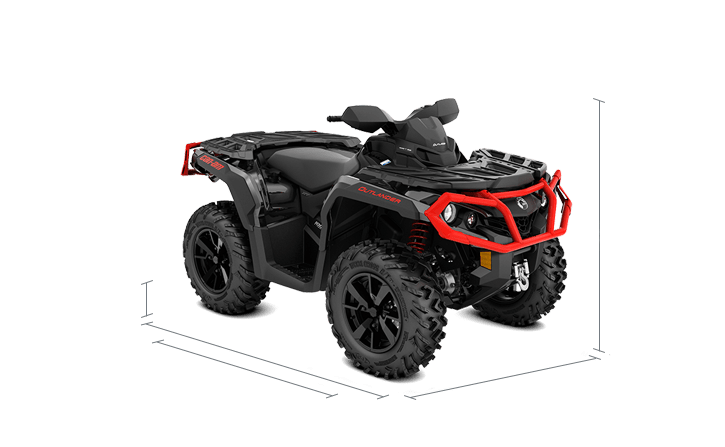 2008 can am outlander 650 wiring diagram 91 toyota pickup radio the wider reengineered xt atv 2019 off outander 2018 specs