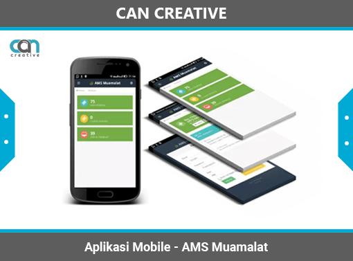 Aplikasi Mobile AMS Muamalat