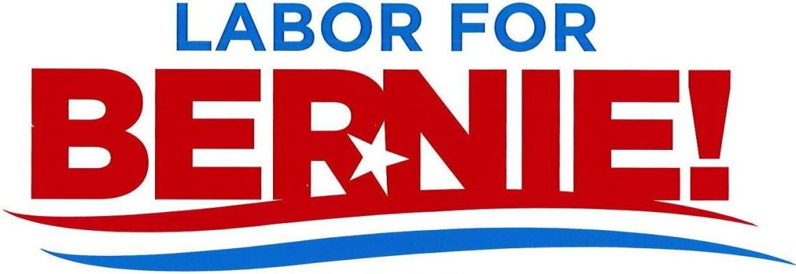 Labor_for_bernie_logo