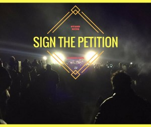 Petition to Stand with Standing Rock