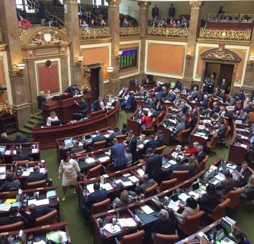 The 2018 State Legislative Session has begun!