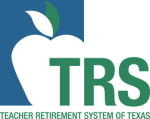 Logo for the Teacher Retirement System of Texas