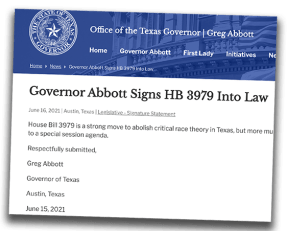 Governor's new release from web on HB 3979