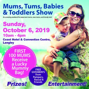 Canababy at the upcoming Mums, Tums, Babies & Toddlers Show