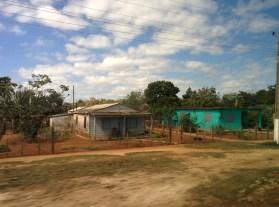 Cuban village