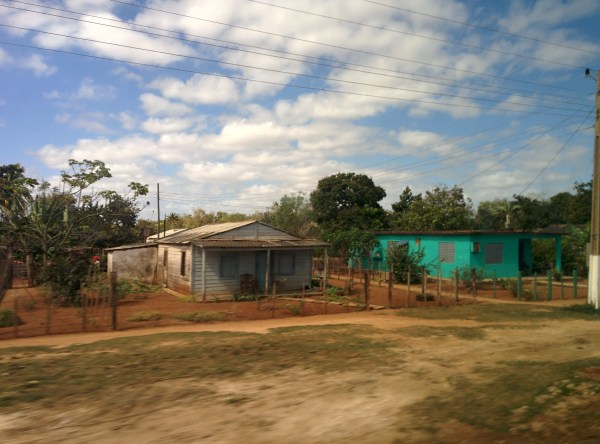 Cuban village