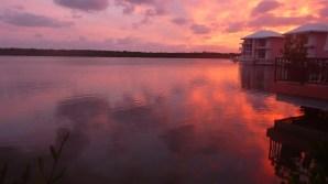 Sunset at Melia Cayo Coco