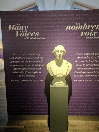The many voices of confederation