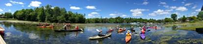 Red Canoe Fest in Seeley's Bay