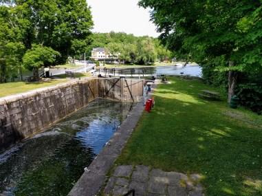 Jones Falls - Lower Locks