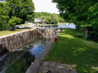 Jones Falls - Lower Locks