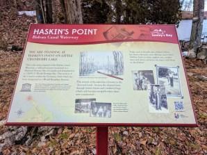 Haskin's Point