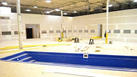 Big Brother Canada house construction