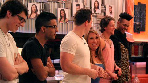 Big Brother Canada - premiere episode