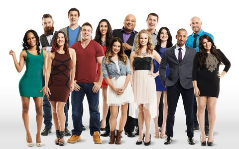 Big Brother Canada 2 cast