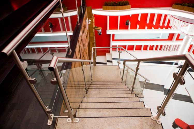 BBCAN2 stairs