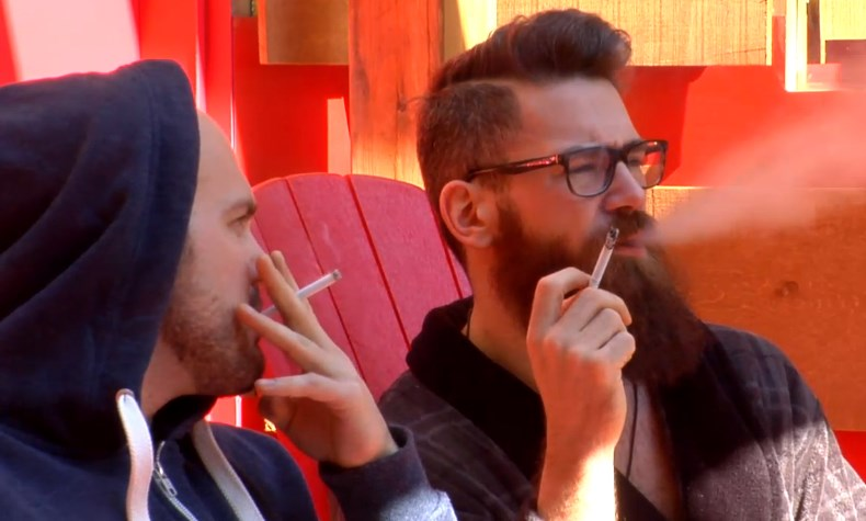 Andrew & Kenny on Big Brother Canada 2