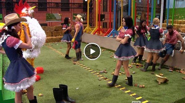 Big Brother Canada 2 – Week 2 HoH comp